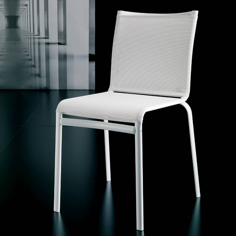 Net Chair from Bontempi designed by Daniele Molteni.