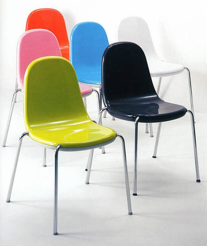 Butterfly Chair from Magis designed by Karim Rashid.