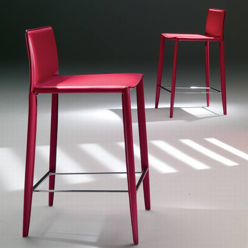 Linda Stool from Bontempi designed by Daniele Molteni.