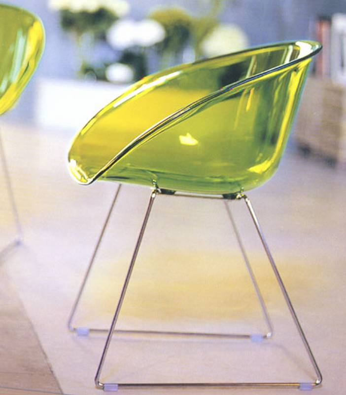 Gliss from Pedrali designed by Dondoli and Pocci.