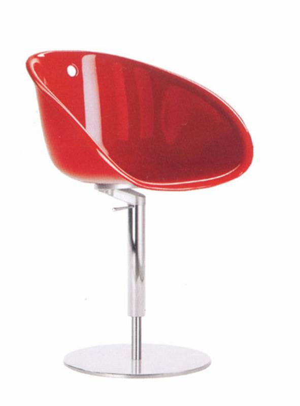 Gliss Swivel from Pedrali designed by Dondoli and Pocci.
