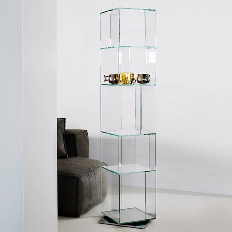 Cubic Glass from Bonaldo designed by Gino Carollo.