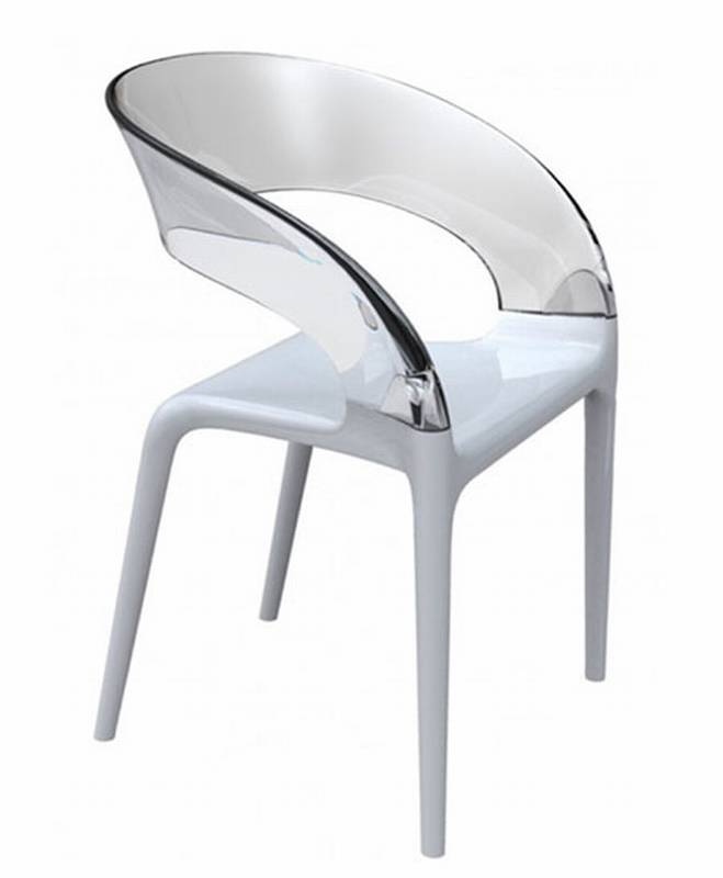 Ring from Driade designed by Philippe Starck.