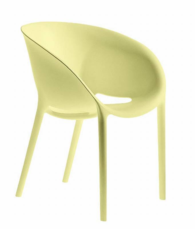 Soft Egg from Driade designed by Philippe Starck.