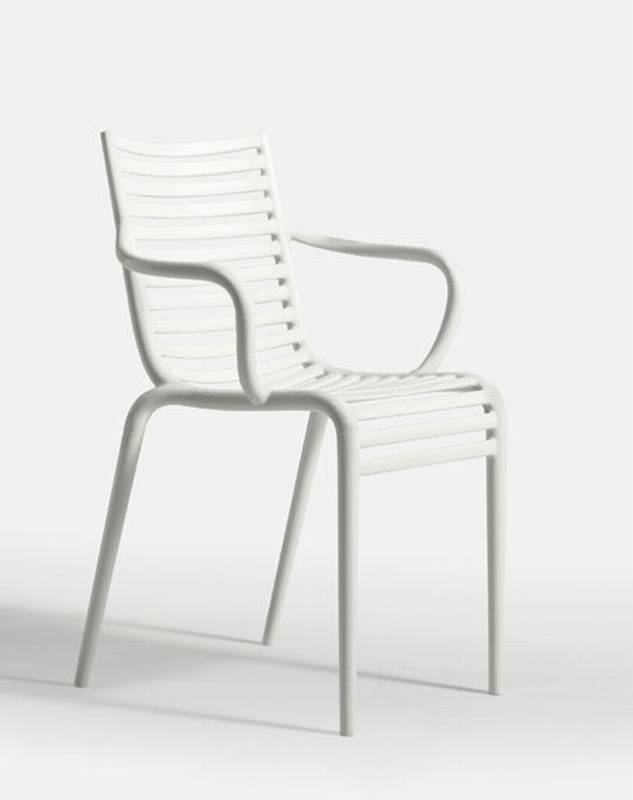 PIP-e Armchair from Driade designed by Philippe Starck.