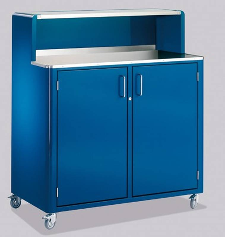 Classic Line Mobile Bar from Muller.