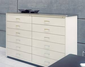 Classic Line 12 Drawer Cabinet from Muller.