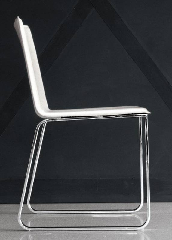 Silla Sled from Sovet designed by Lievore Altherr Molina.