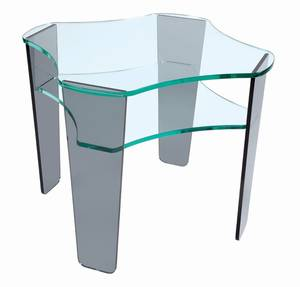 Icicle Side Table from Greenapple.