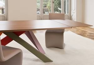 Bonaldo Big Table Extending | Dining Table | Wooden | Glass homefrenzy