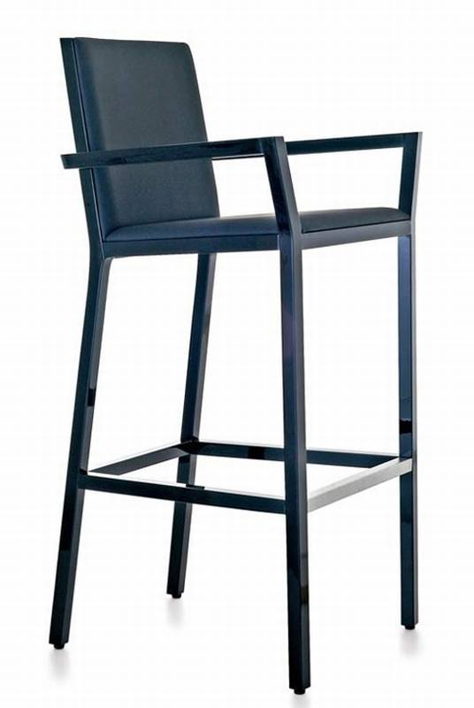 Basicwood Bar Stool BWS301-A from Fornasarig.