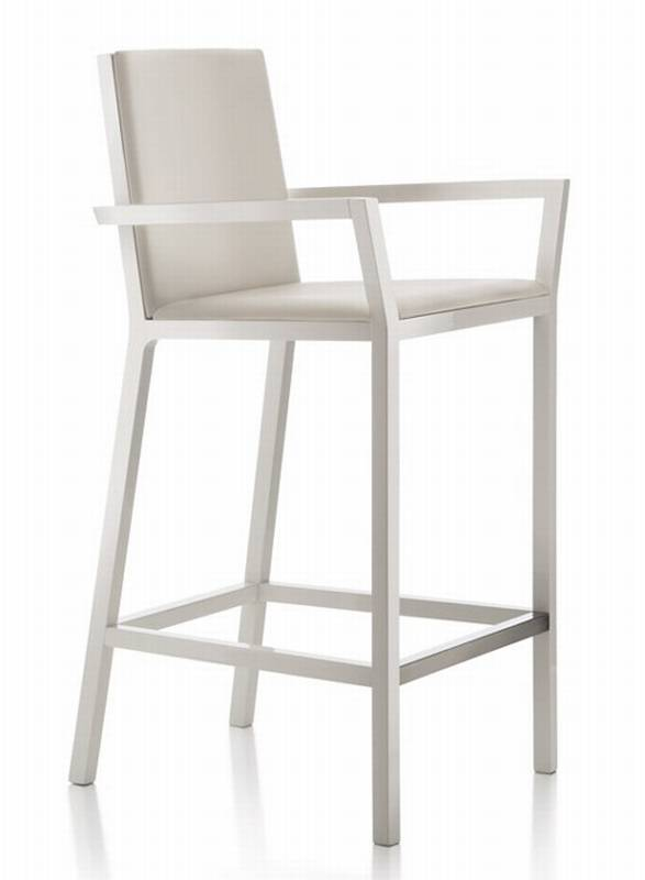 Basicwood Counter Stool BWS301-B from Fornasarig.