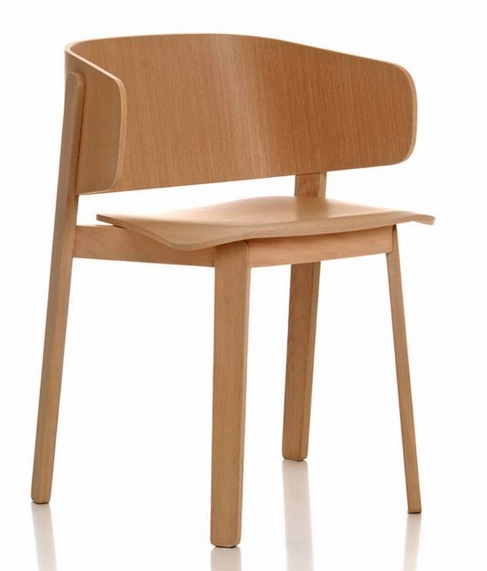 Wolfgang Armchair WOR235 from Fornasarig.