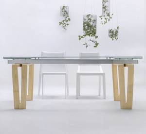 X Table from Doimo.