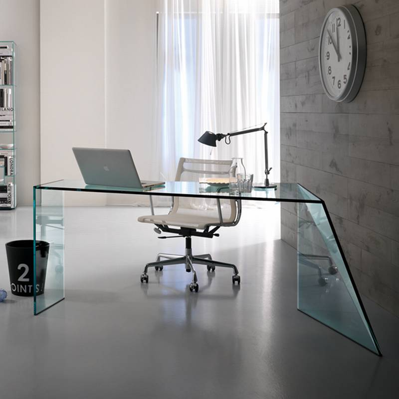 Penrose Desk from Tonelli designed by Isao Hosoe.