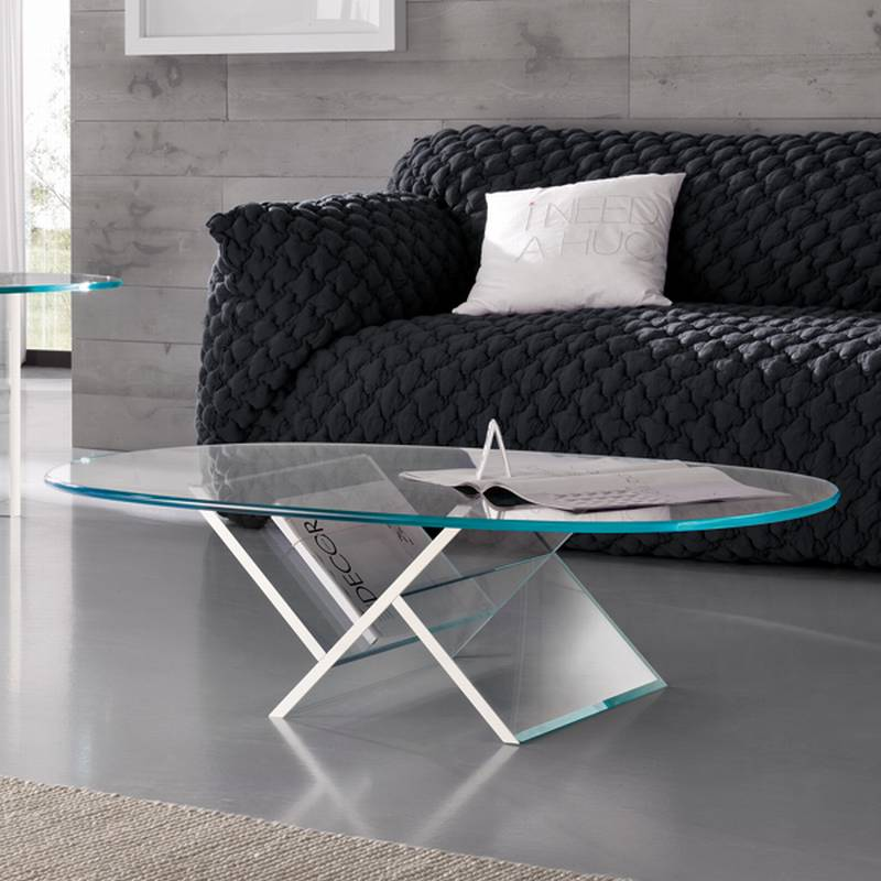 Veer Coffee Table from Tonelli.