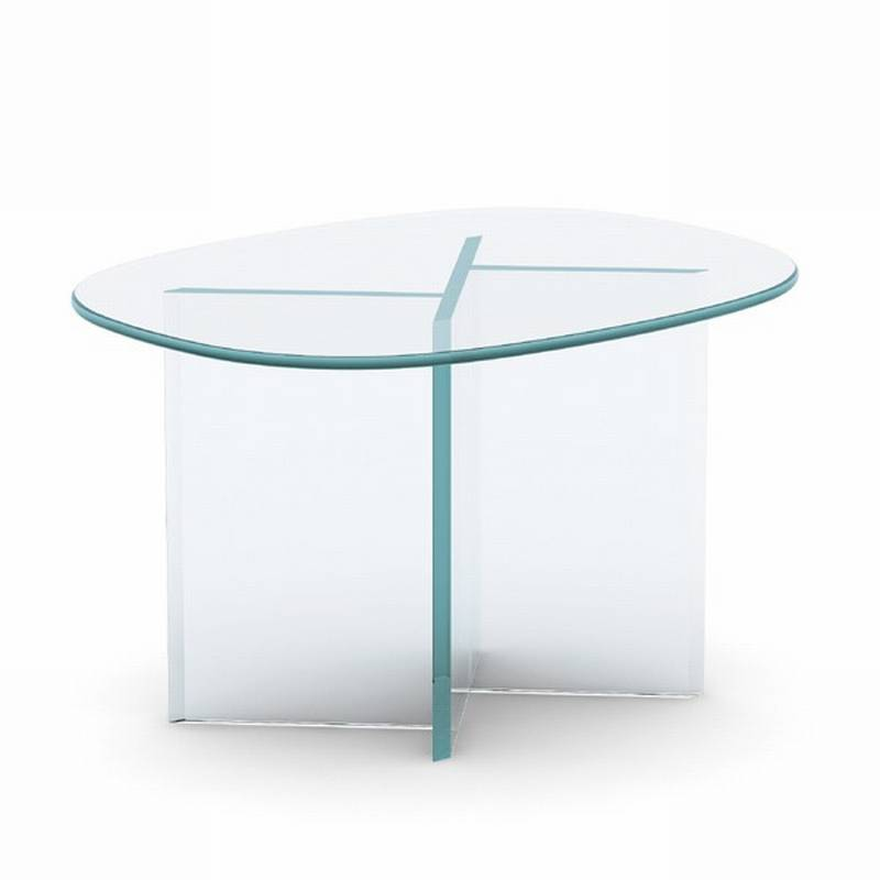 Veer Side Table from Tonelli.