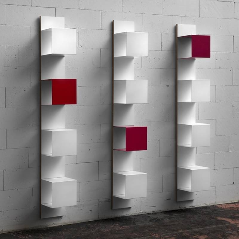 Wall Shelving Unit from Muller.