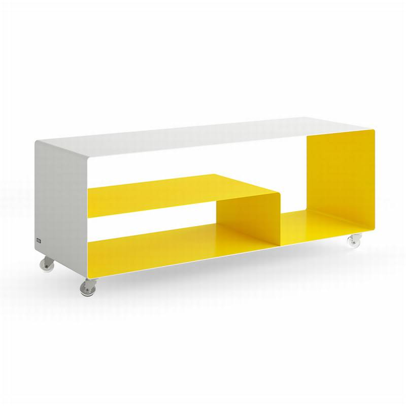 Mobile Line Sideboard with Angle Shelf from Muller.