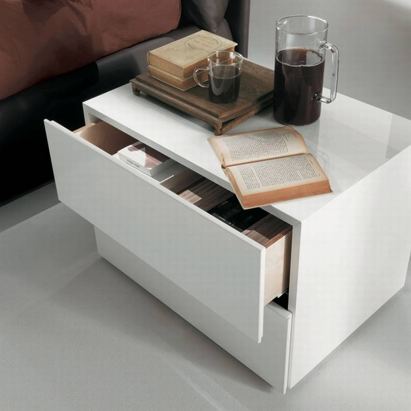 Lux End Table from Bontempi.