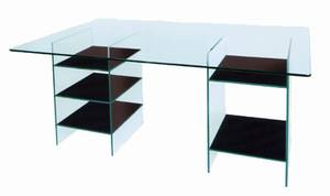 Chic Noir Desk from Greenapple.