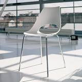 Shark Poly Chairs by Bontempi