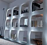 Boogie Woogie Bookcases by Magis
