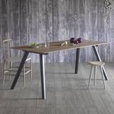 Servilio Dining Tables by Miniforms