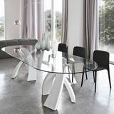 Big Eliseo 8061 Dining Tables by Tonin Casa