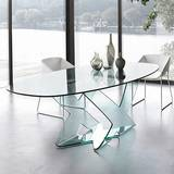Ghost 8058 Dining Tables by Tonin Casa