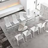 Shanghai 8062 Dining Tables by Tonin Casa