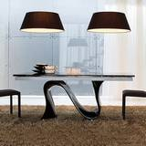 Wave 8014 Extending Dining Tables by Tonin Casa