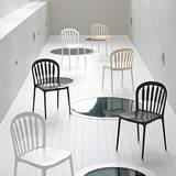 Mary 7202 Chairs by Tonin Casa