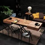 Box Legno T111 Dining Tables by Ozzio