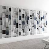 Byblos X026 Bookcases by Ozzio
