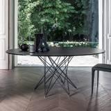 Octa Round Dining Tables by Bonaldo