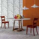 Greeny Round Dining Tables by Bonaldo
