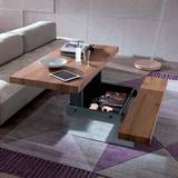 Markus T063 Coffee Tables by Ozzio