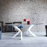 Bipede Dining Tables by Miniforms