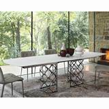 Majesty Ex Dining Tables by Bontempi