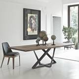 Millennium Dining Tables by Bontempi