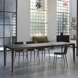 Senso Dining Tables by Bontempi
