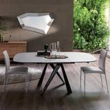 Bombo Extending T246 Dining Tables by Ozzio