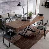 Newood T123 Dining Tables by Ozzio