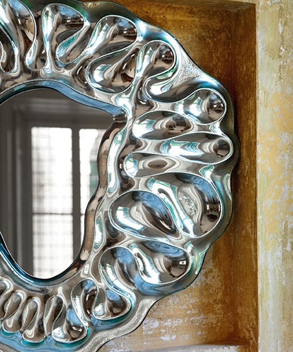 Caldeira wall mirror from fiam for Different sized mirrors